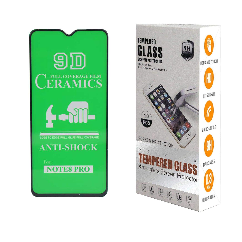 محافظ صفحه نمایش مدل CF9 مناسب برای گوشی موبایل شیائومی Redmi Note 8 pro              ( قیمت و خرید)
