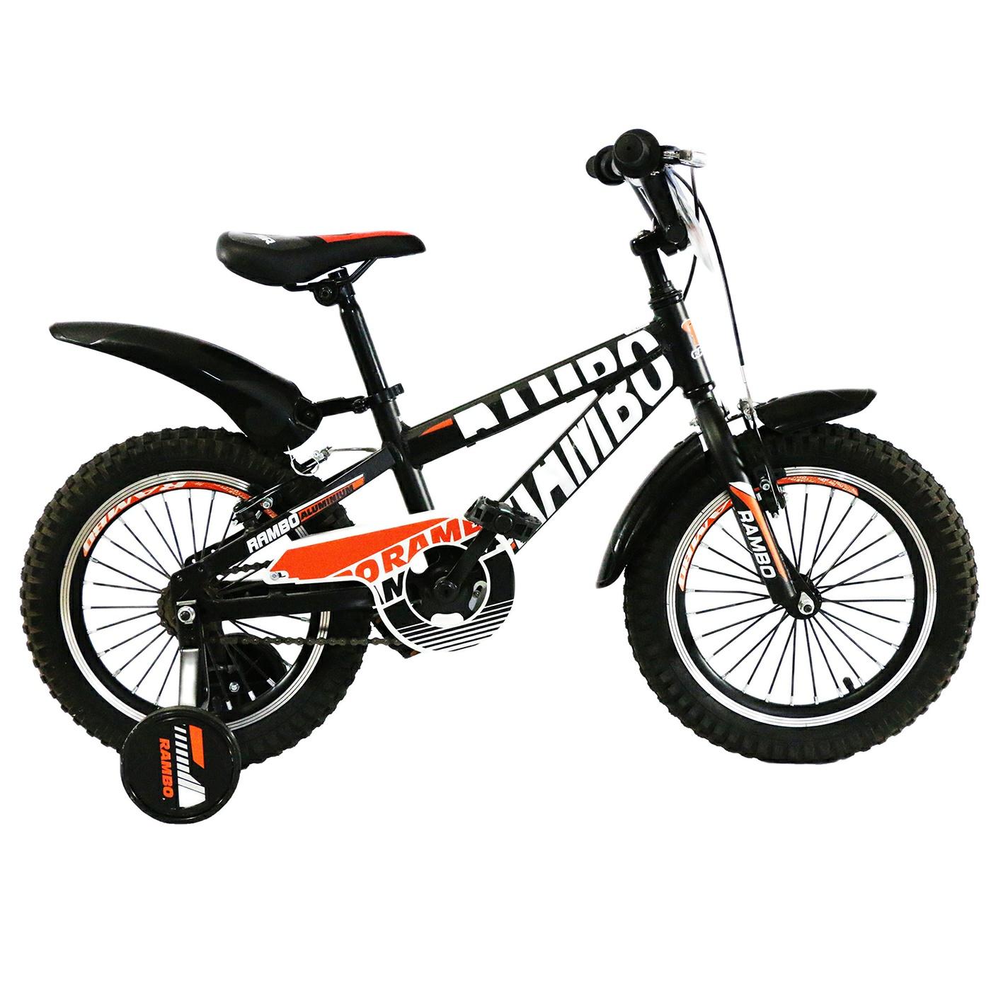 دوچرخه شهری رامبو مدل 16172 سایز 16