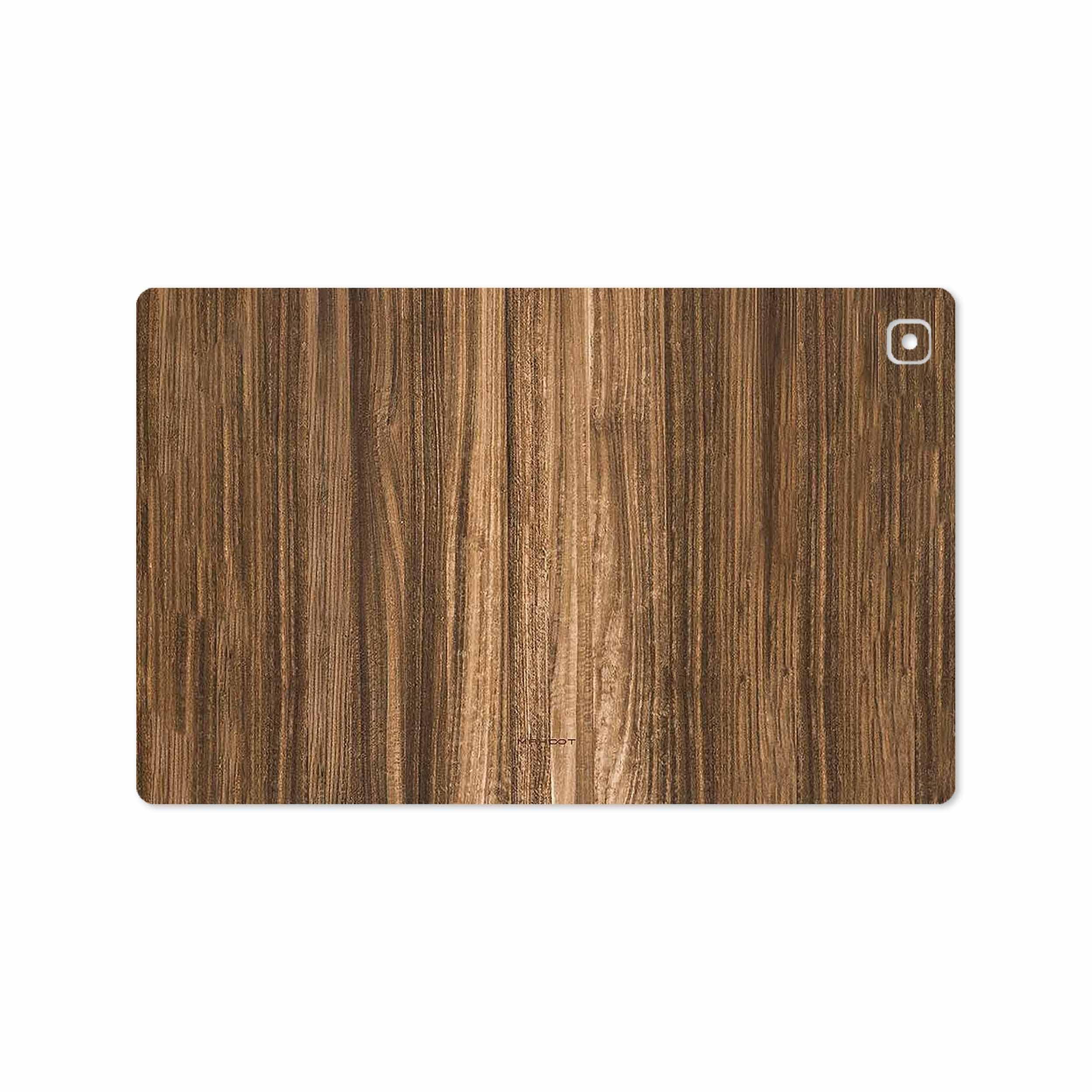 بررسی و خرید [با تخفیف]                                     برچسب پوششی ماهوت مدل Light Walnut Wood مناسب برای تبلت سامسونگ Galaxy Tab A7 10.4 LTE 2020 T505                             اورجینال
