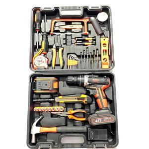 مجموعه 40 عددی دریل پیچ گوشتی و ابزار باس مدل BS1808