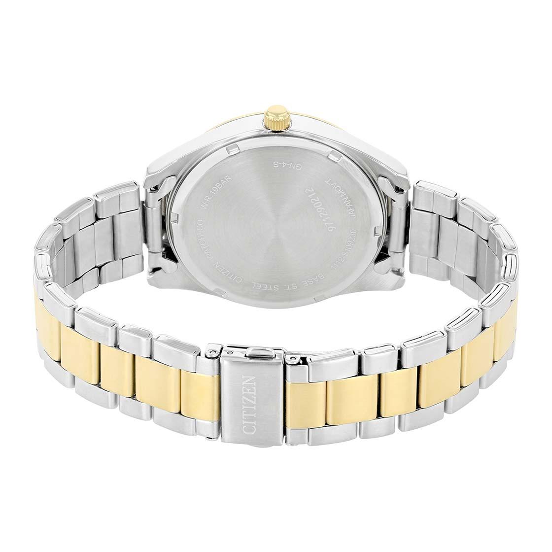 ساعت مچی عقربهای مردانه سیتی زن مدل BI1034-52E