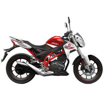 موتورسیکلت دینو مدل زِدتو 200 سی سی سال 1398