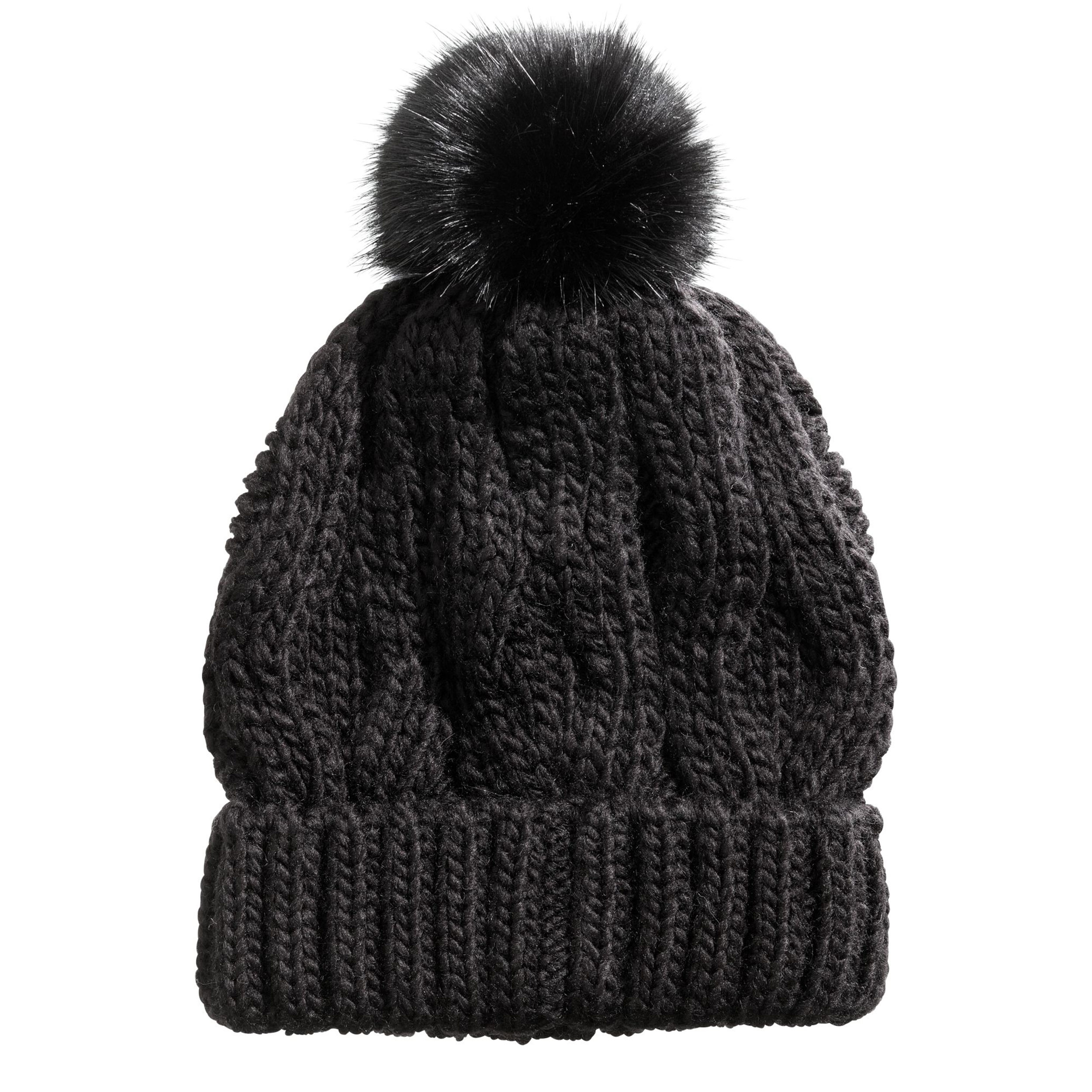 کلاه بافتنی زنانه اچ اند ام کد 03