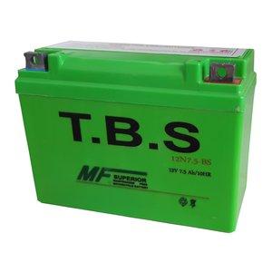 باتری موتور سیکلت تی بی اس مدل BS