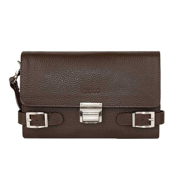 کیف اداری مردانه چرم کروکو مدل 301010015