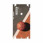 برچسب پوششی ماهوت مدل Basketball-FullSkin مناسب برای گوشی موبایل شیائومی Redmi Note 8T