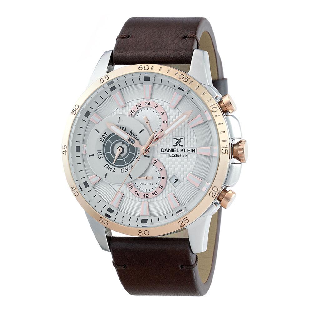 ساعت مچی عقربهای مردانه دنیل کلین مدل DK.1.12255.5