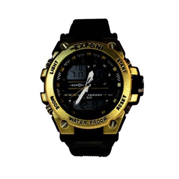 ساعت مچی عقربه ای مردانه اکسپونی مدل3278