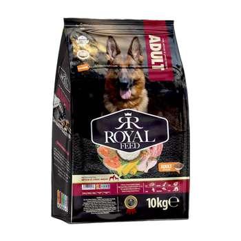 غذای خشک سگ بالغ رویال فید مدل Adult وزن 10 کیلوگرم