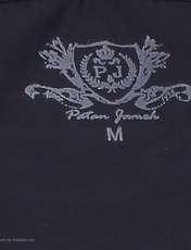 تی شرت مردانه پاتن جامه کد 99M5224 رنگ سرمه ای  -  - 4