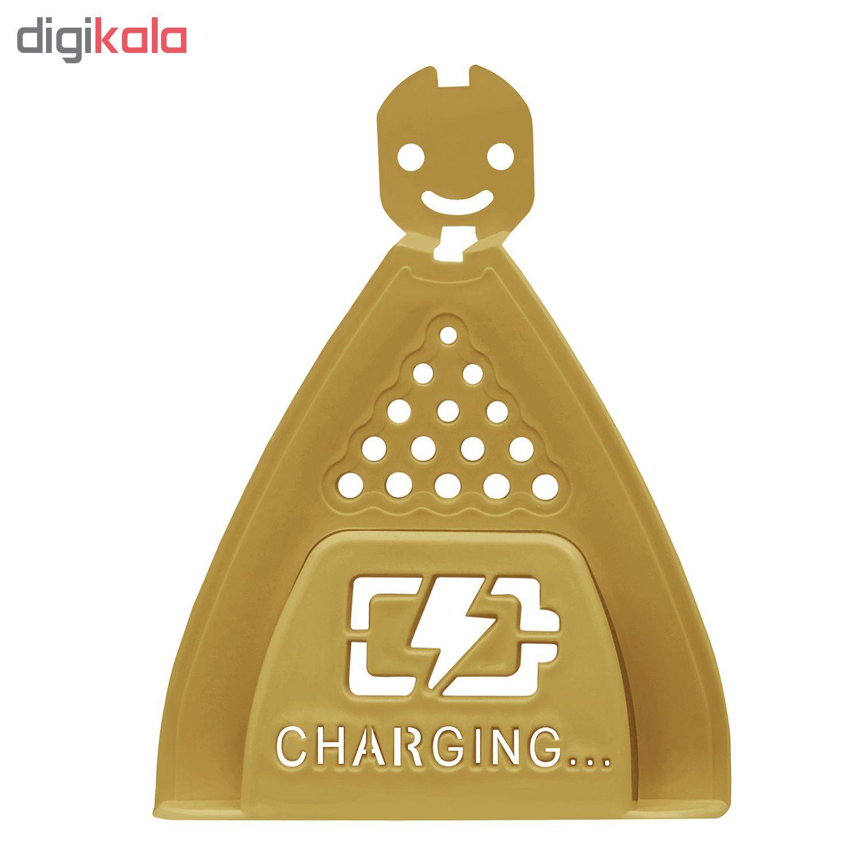 پایه نگهدارنده شارژر موبایل مدل Hng 0229 main 1 21
