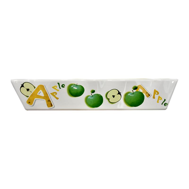 ظرف پخت زاراهوم طرح سیب مدل 3714 مجموعه 3 عددی