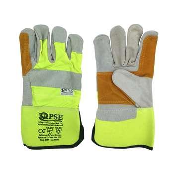 دستکش ایمنی پامچال صنعت اسپادانا کد 308 بسته 2 عددی