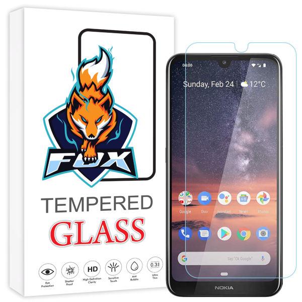 محافظ صفحه نمایش فوکس مدل PR001 مناسب برای گوشی موبایل نوکیا 3.2