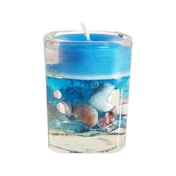 شمع لیوانی مدل دریا