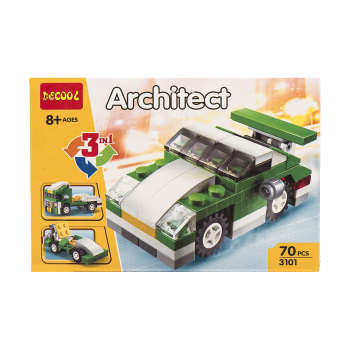 ساختنی مدل Architect 3101