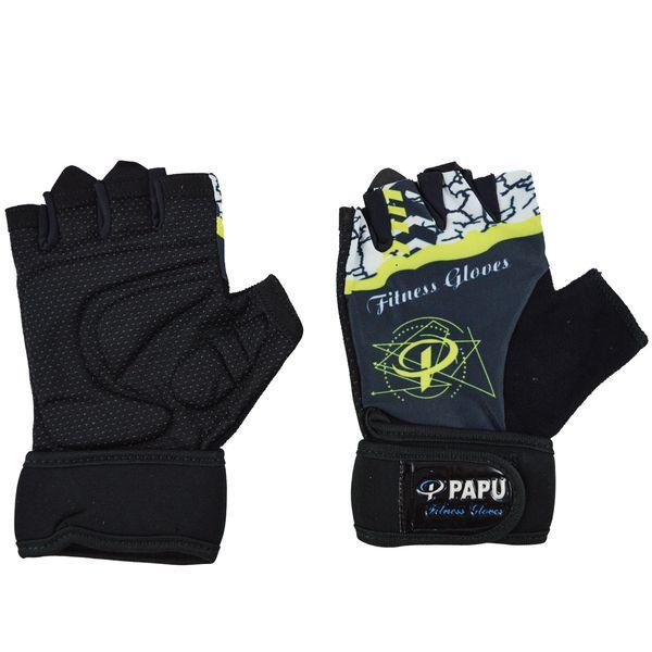 دستکش بدنسازی پاپو مدل pap10