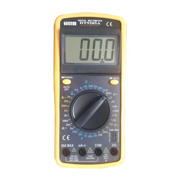 مولتی متر دیجیتال تی اس ای مدل 9205A