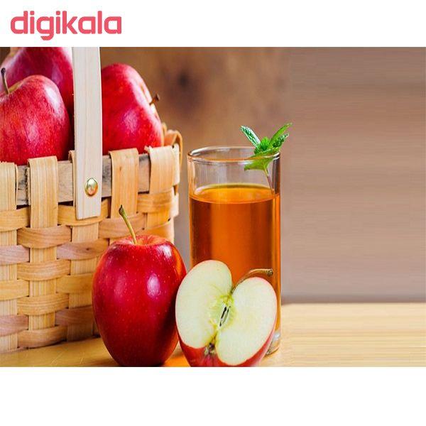 آبمیوه طبیعی سیب سان استار حجم 1 لیتر main 1 3