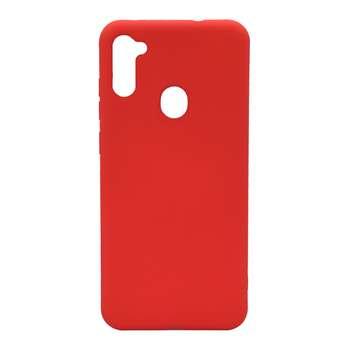 کاور مدل Sili-10 مناسب برای گوشی موبایل سامسونگ Galaxy M11