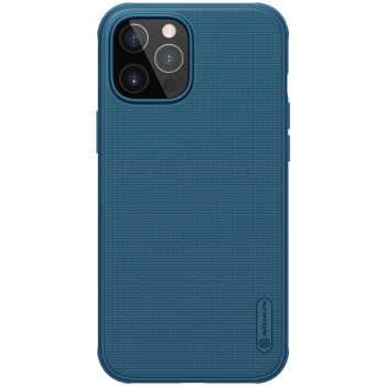 کاور نیلکین مدل  Frosted Shield Pro مناسب برای گوشی موبایل اپل Iphone 12