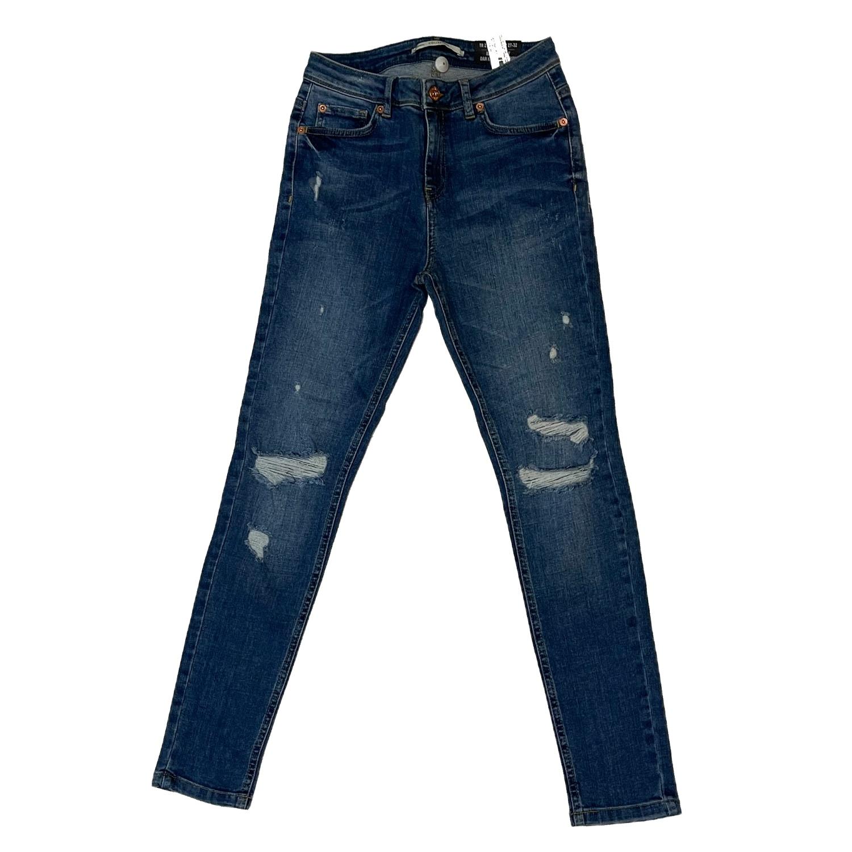 شلوار جین زنانه کولزیون مدل 01-021338