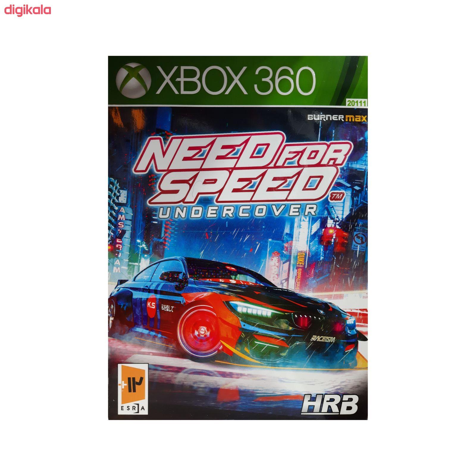 بازی need for speed undercover مخصوص xbox 360 main 1 1
