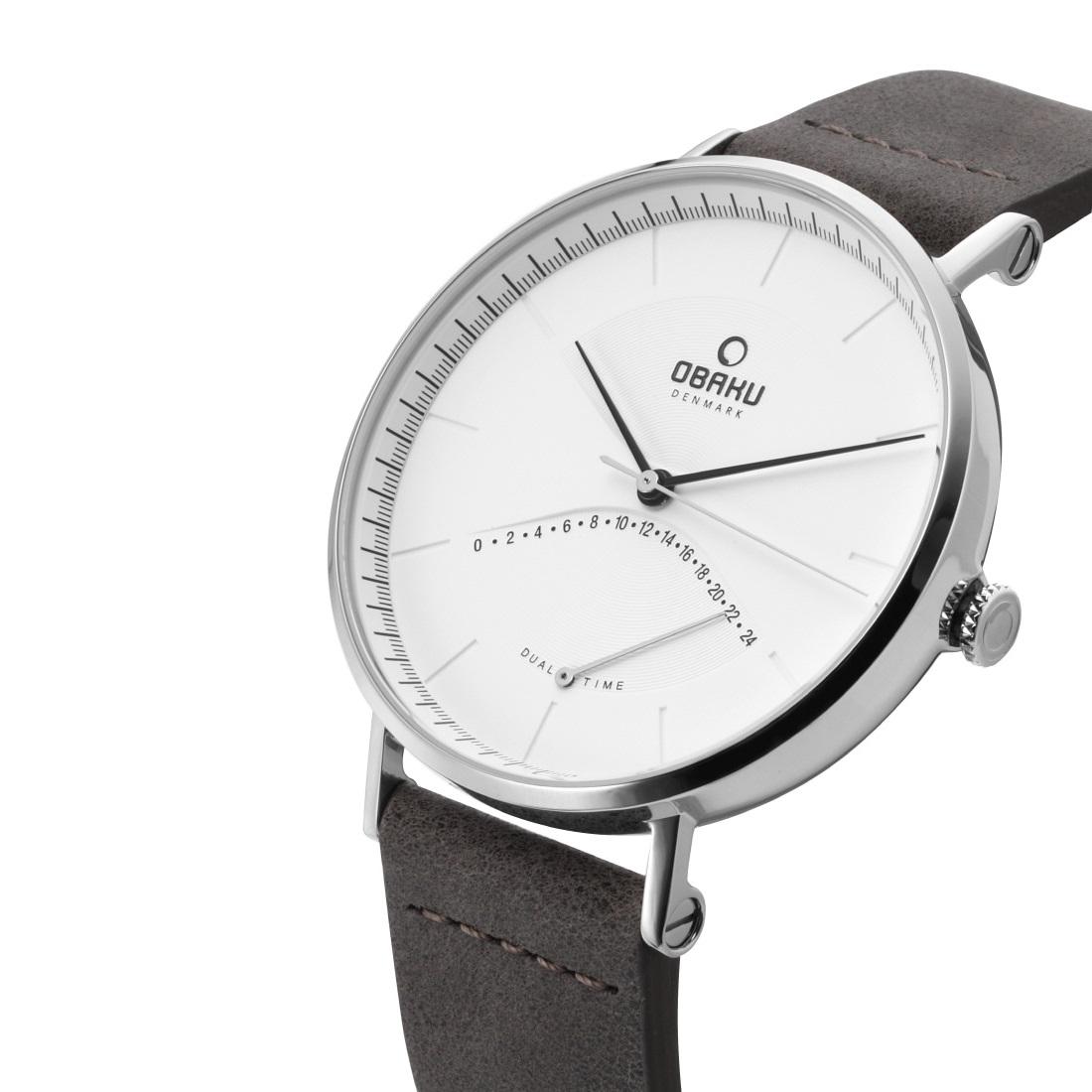 ساعت مچی عقربهای مردانه اباکو مدل V213GUCIRJ