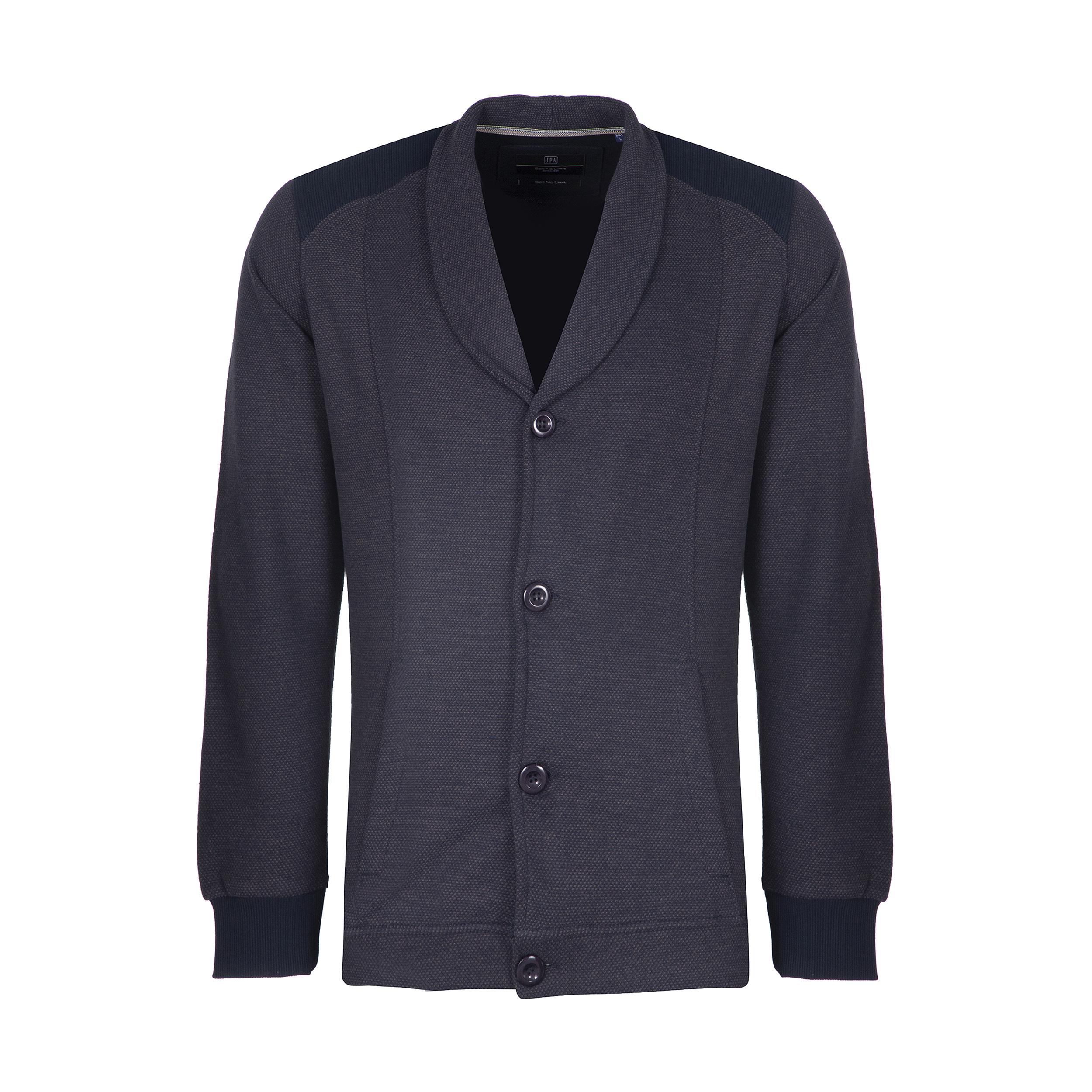ژاکت مردانه جامه پوش آرا مدل 4581178152-36