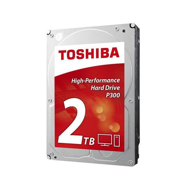 هارددیسک اینترنال توشیبا مدل P300 HDWD120 ظرفیت 2 ترابایت