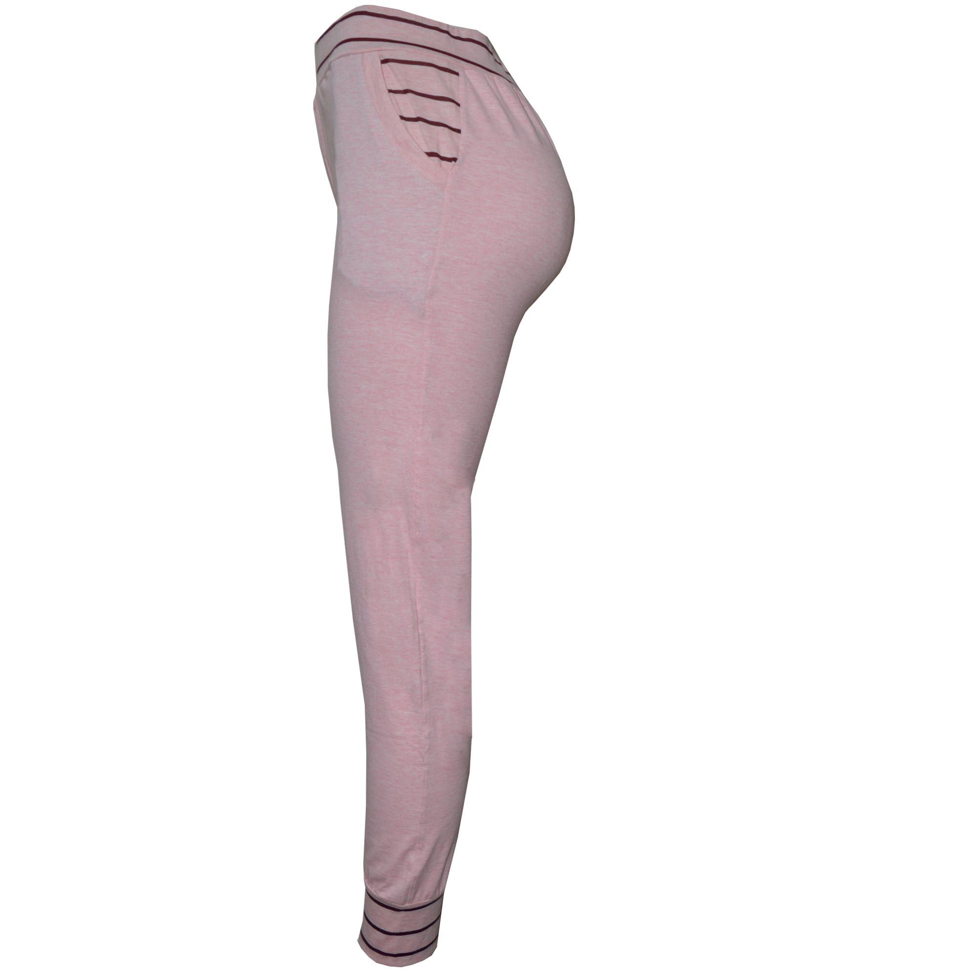 خرید                                      شلوار زنانه طرح پاندا کد 1005 رنگ صورتی