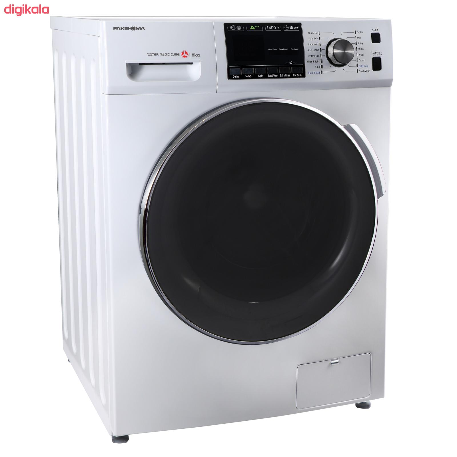 ماشین لباسشویی پاکشوما مدل TFU-84401 ظرفیت 8 کیلوگرم main 1 5