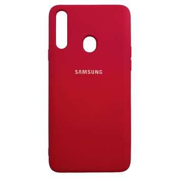 کاور مدل SIL-020 مناسب برای گوشی موبایل سامسونگ GALAXY A20s