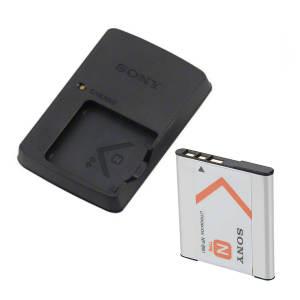 شارژر باتری دوربین سونی مدل BN1 به همراه باتری