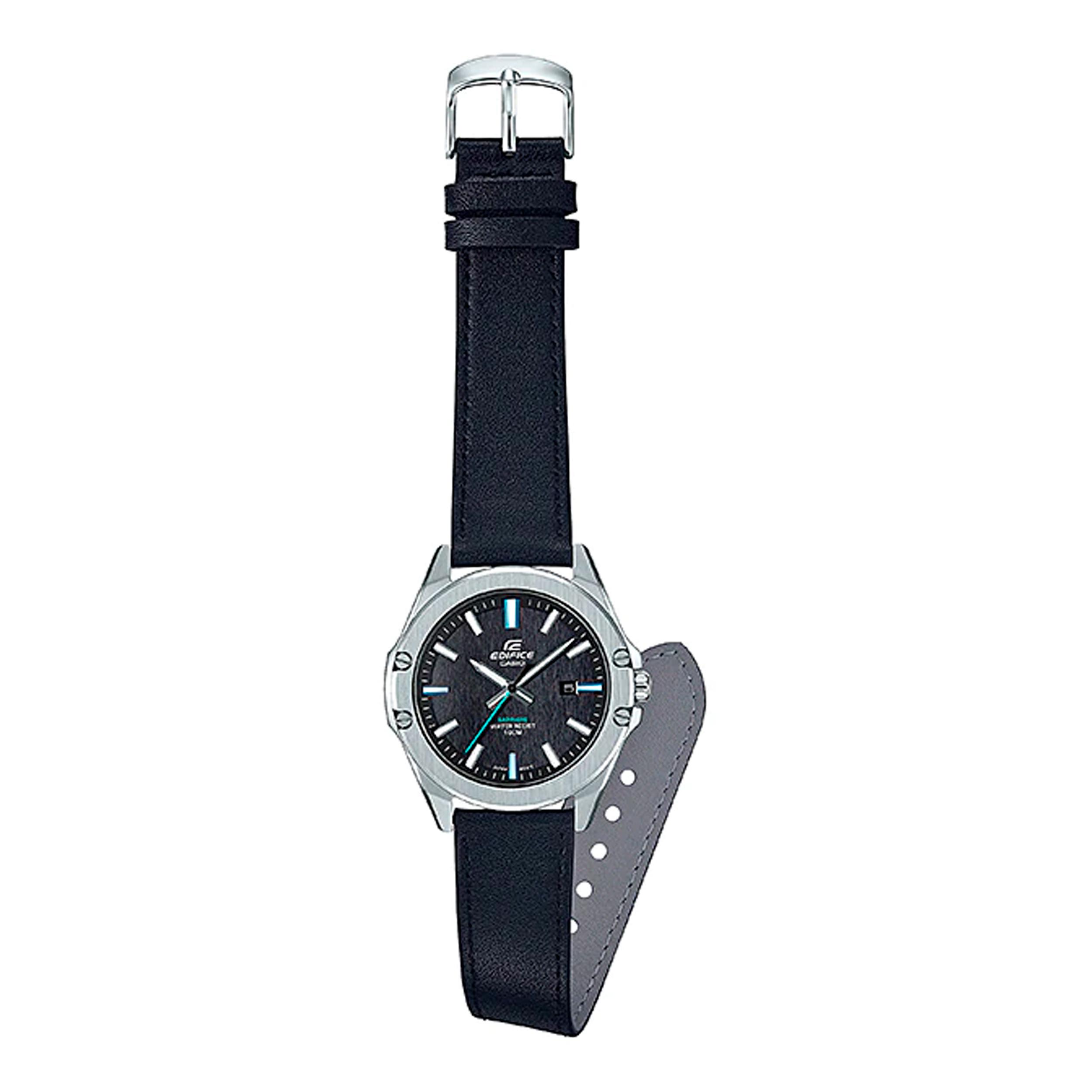 ساعت مچی عقربه ای مردانه کاسیو مدل EFR-S107L-1AVUDF              خرید (⭐️⭐️⭐️)