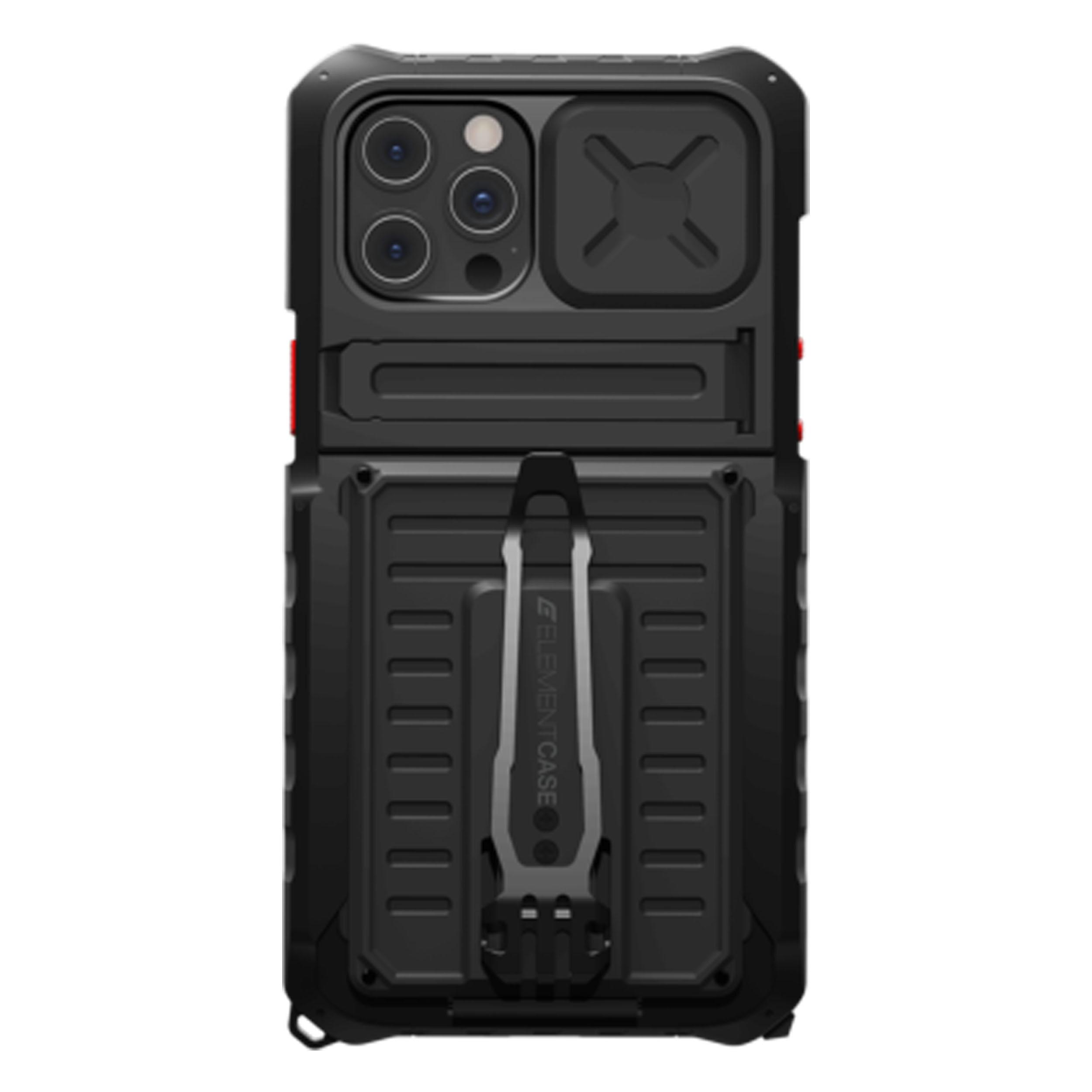 کاور المنت کیس مدل Black OPS X3 مناسب برای گوشی موبایل اپل Iphone 12 /12 pro