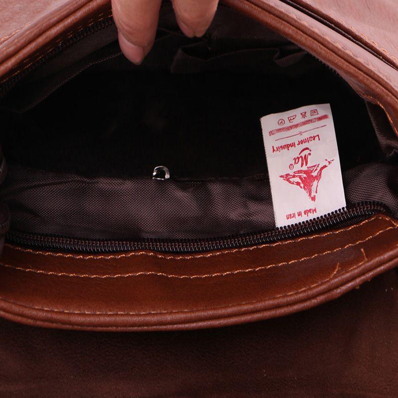 کیف اداری مردانه چرم ما مدل SM-1 -  - 12