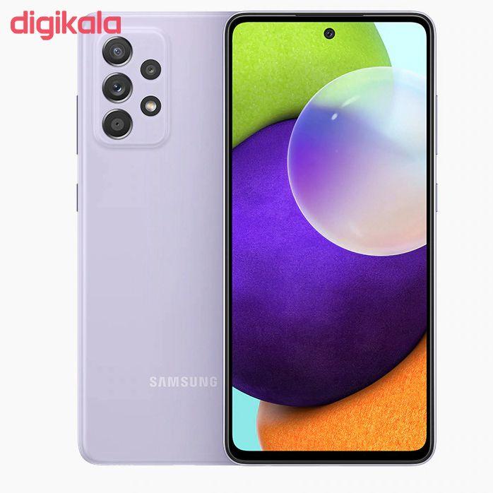 گوشی موبایل سامسونگ مدل  A52 SM-A525F/DS دو سیمکارت ظرفیت 256 گیگابایت و رم 8 گیگابایت main 1 6