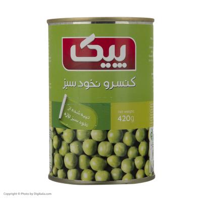 کنسرو نخود سبز پیک - 420 گرم