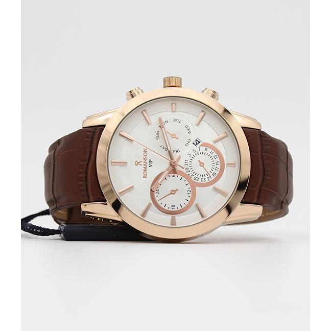 ساعت مچی عقربهای مردانه رومانسون مدل 44549