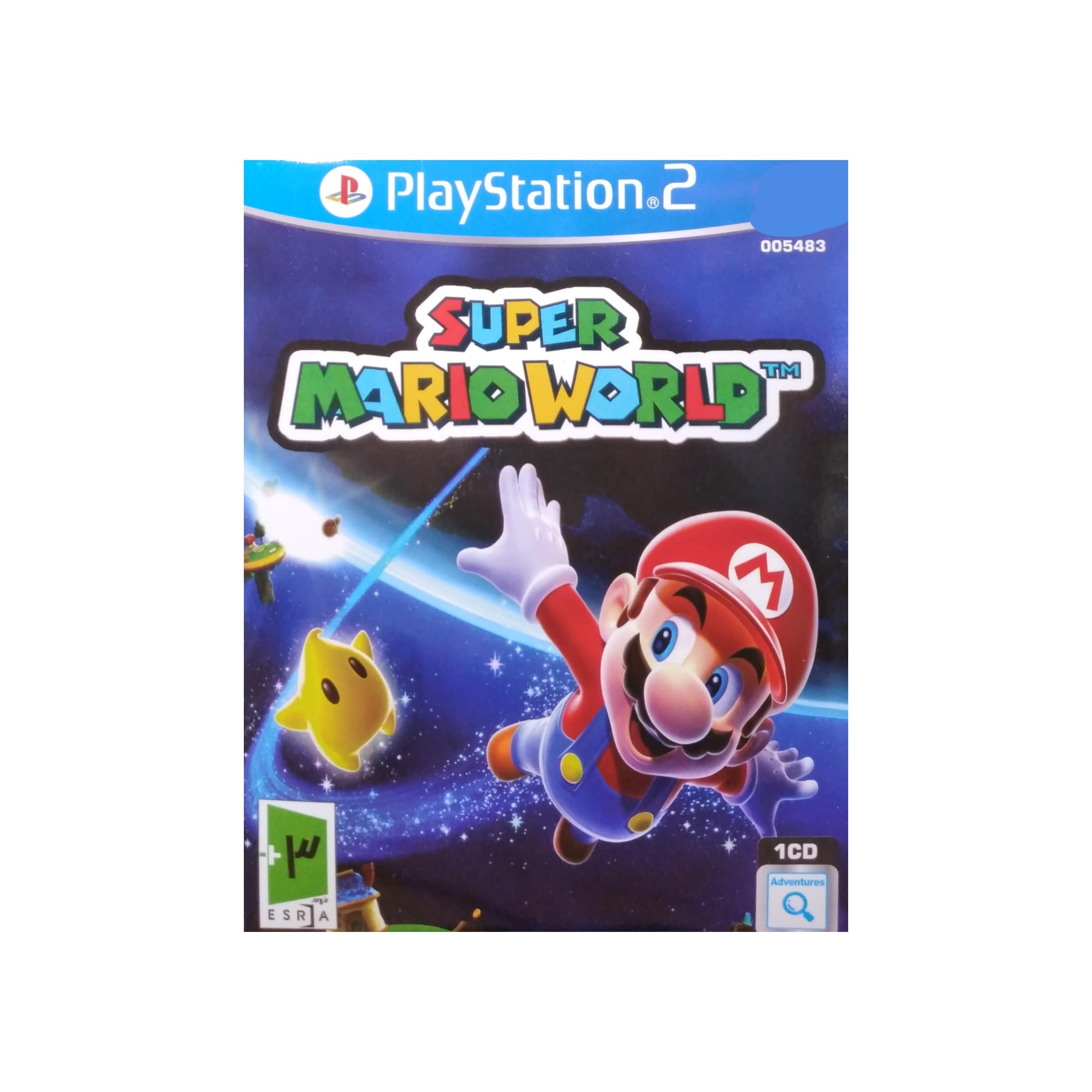 بازی ماریو مخصوص PS2