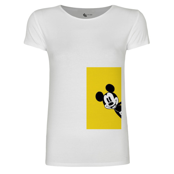 تی شرت زنانه مدل میکی موس
