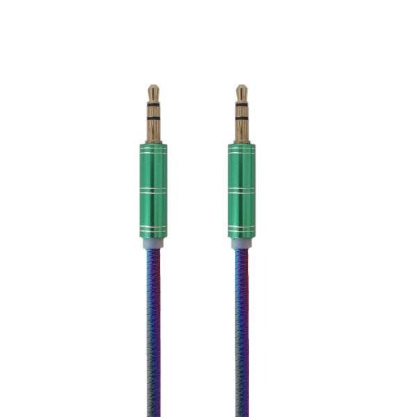 کابل انتقال صدا 3.5 میلی متری تسکو مدل TC-AU21 طول 1 متر