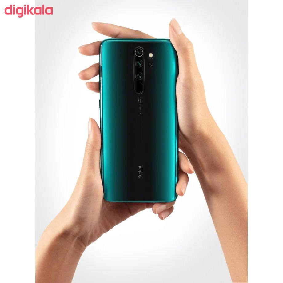 گوشی موبایل شیائومی مدل Redmi Note 8 Pro m1906g7G دو سیم کارت ظرفیت 128 گیگابایت main 1 34