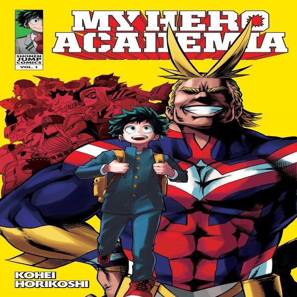 مجله My Hero Academia 1 آگوست 2015