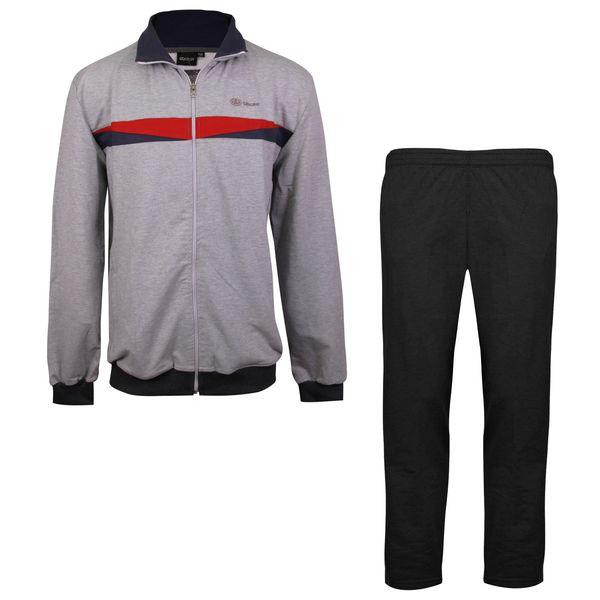 ست گرمکن و شلوار ورزشی مردانه مدل 3109-617 غیر اصل
