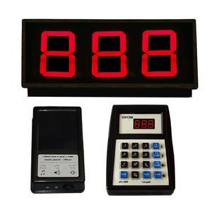 دستگاه فراخوان مشتری اسکار مدل RF502