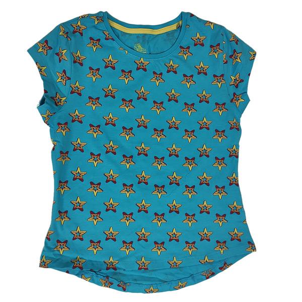 تی شرت آستین کوتاه دخترانه پیپرتس مدل 1Py116