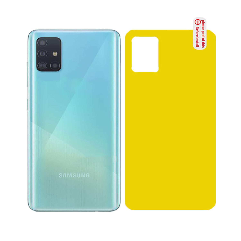 محافظ پشت گوشی مدل km مناسب برای گوشی موبایل سامسونگ Galaxy A51