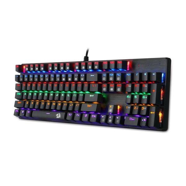 کیبورد مخصوص بازی ردراگون مدل K208- lks2030